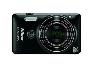 Nikon Cool Pix S6900 Digital Camera with 12x Optical Zoom