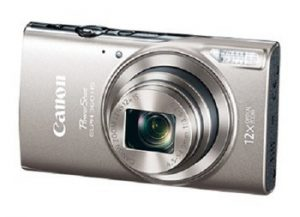 Canon PowerShot ELPH 360 HS with 12x Optical Zoom